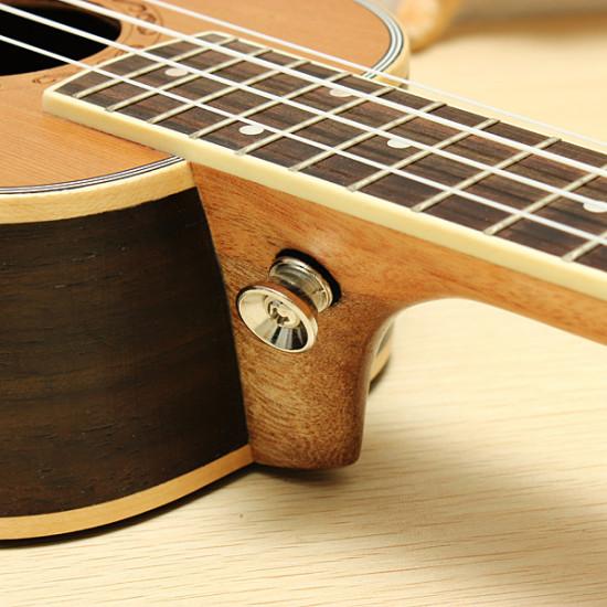 Deviser 21 Inch Hawaiian Stringed Instrument Ukulele UK21-80S 2021