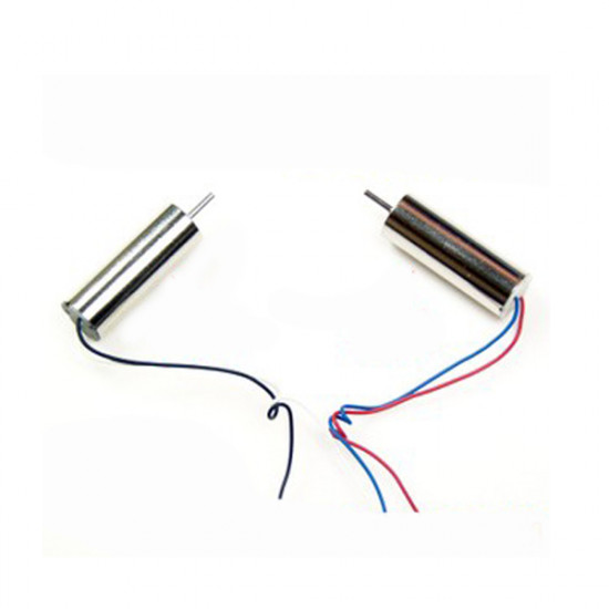 2 x 7mm Hollow Cup Motor For Hubsan H107L Upgraded Version 2021