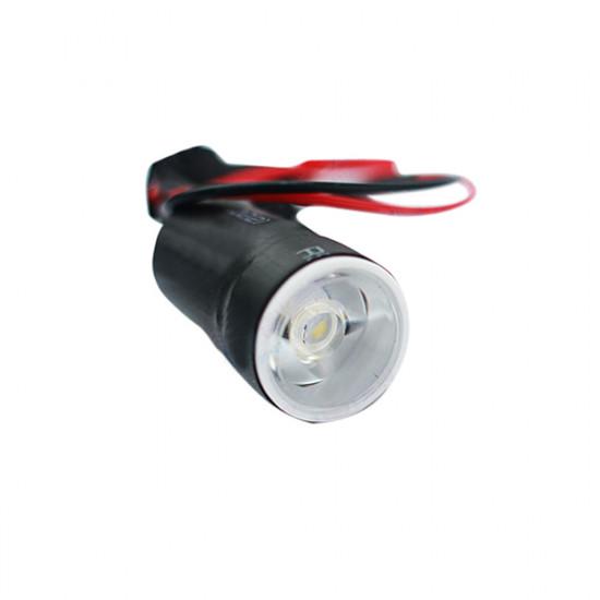 3W LED Searchlight Spotlight FPV Ultra Brightness White Warm White 30 60 2021