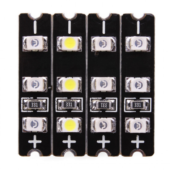 5*Diatone 3-4S LED Decoration Board Strip Set For 250 Class Frame 2021