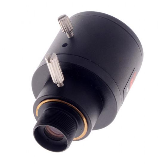 """700TVL 2.8-12mm 1/3"""" Sony CCD Manual Zoom Camera Lens FPV 2021"""