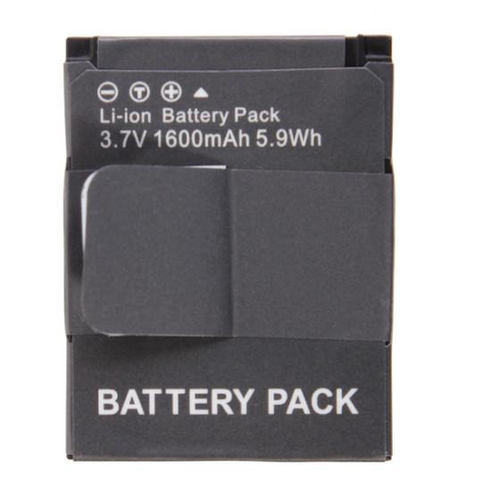 AHDBT-301 3.7V 1600mAh Li-ion Battery For Gopro Hero 3 Camera 2021