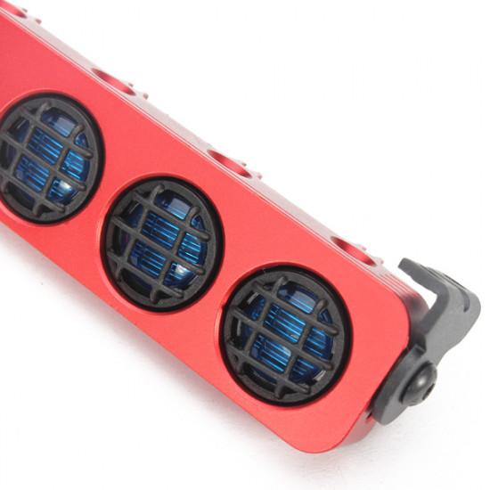 AUSTAR LED Light Aluminum Alloy Frame For 1/10 1/8 CC01/D90/SCX10 RC Car 2021