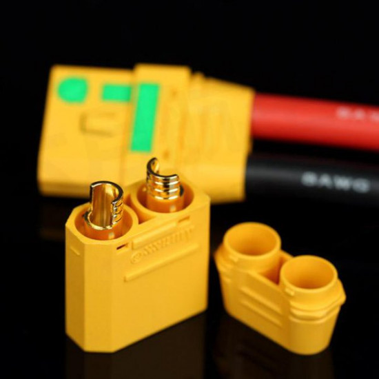 Amass Anti Spark Sparkproof Connector Plug XT90-S For Batttery 2021