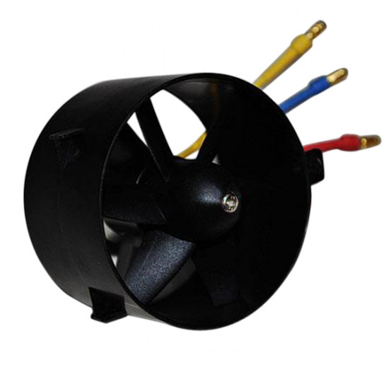 Black Tornado 64mm Ducted Fan With 2853 290W 4800KV Brushless Motor 2021