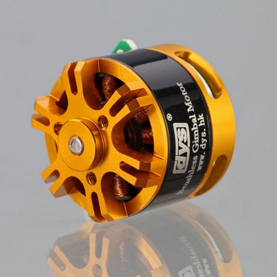 DYS BGM2208 70T Brushless Gimbal Motor For Gopro3 3+ FPV Camera Mount 2021