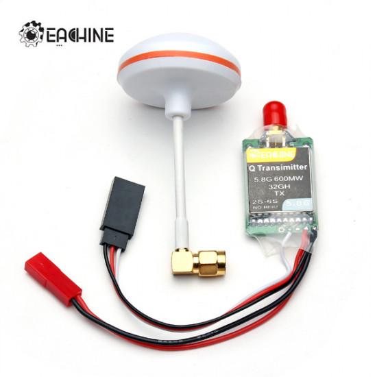 Eachine 5.8GHz 600mW 32CH AV Wireless Q Transmitter TX Module JST Plug 2021