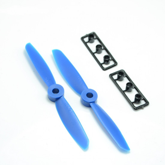FC 4045 4x4.5''2-Leaf Propeller Pro CW/CCW for RC Mini Multicopters 2021