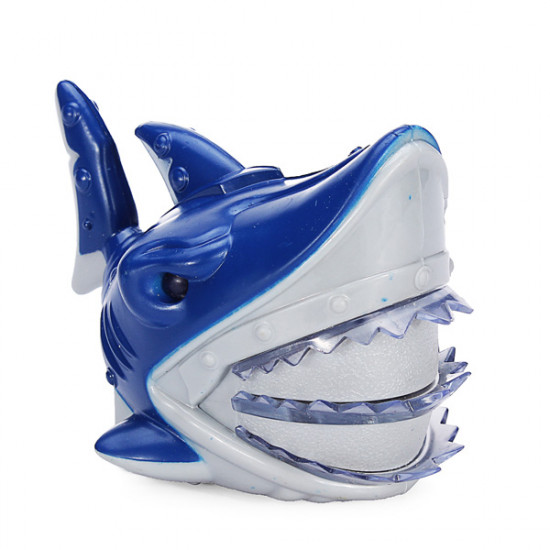 Infrared 2CH Remote Control Simulation Shark Toy 2021