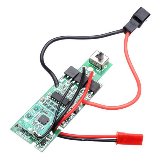 KD-Summit S600/610 RC Car Parts Receiver Circuit Board 2021