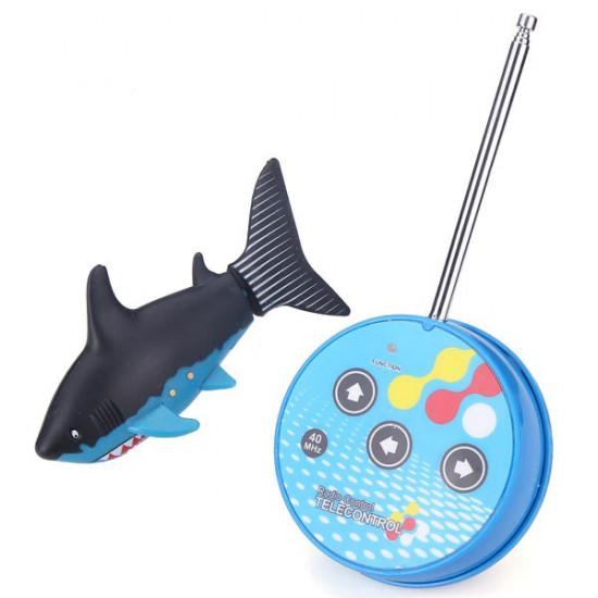 Rc Mini Electrical Shark-shaped Submarine/Boat 2021