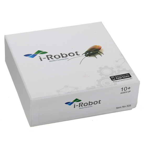 Remote Control Robot Cockroach Beetle For iPhone iPad iPod Touch 2021