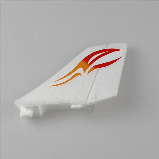 WLToys F959 RC Airplane Spare Parts Vertical Tail Stabilizer Fin 2021