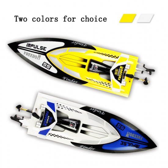 WLToys WL912 New 2.4G Radio Control RC Speed Racing Boat 2021