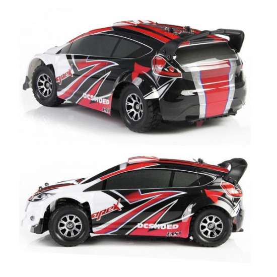 Wltoys A949 Rc Car 1/18 2.4Gh 4WD Rally Car 2021