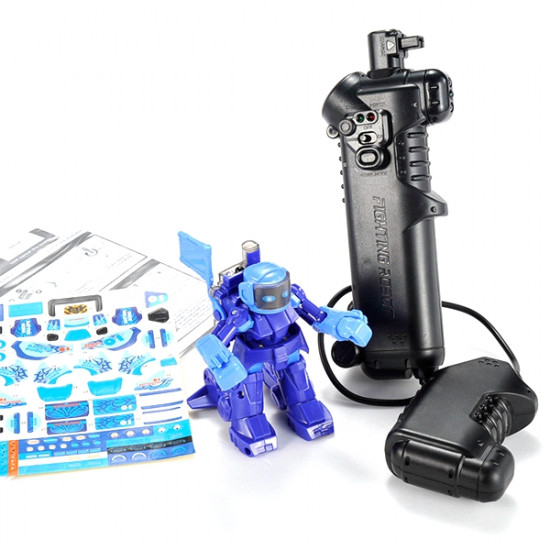 YIQU Remote Radio Control Battle Fighting RC Robot 2021