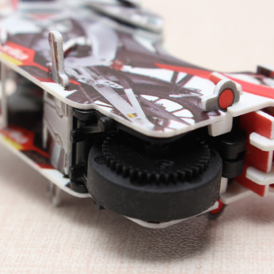 HopeWinning Classic Compages Assemble Toy Racing Motor Wind-up Toy 2021