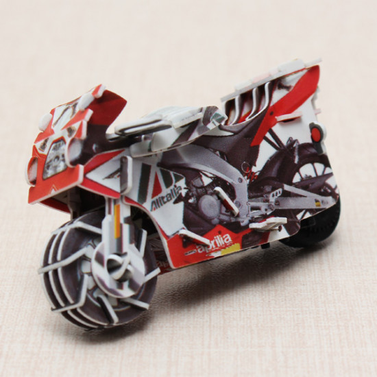 HopeWinning Classic Compages Assemble Toy Road Race Motor Wind-up Toy 2021