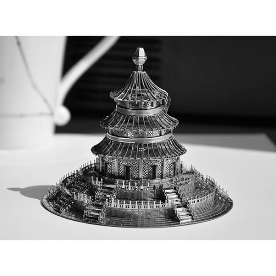 Piececool 3D Assembly Temple of Heaven Building Puzzle Toys 2021