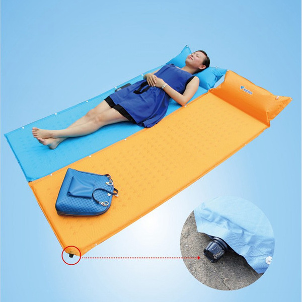 Inflatable Bed Netherlands: Buy Camping Automatic Inflatable Air Pad Mattress Sleeping