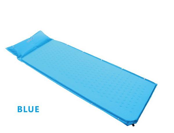 g nstig kaufen camping automatische aufblasbare air pad matratze schlafunterlage online. Black Bedroom Furniture Sets. Home Design Ideas