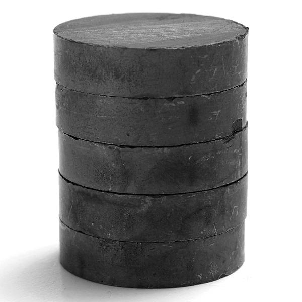g nstig kaufen 5er starke ferrit scheibe magnete 20mm durchmesser x 5mm c8 grade craft online. Black Bedroom Furniture Sets. Home Design Ideas