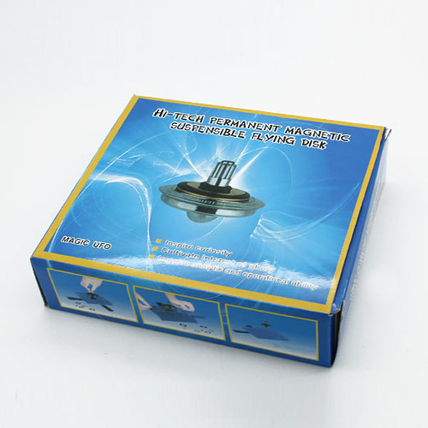 Buy UFO Magnetic Levitation Spinning Gyroscope Suspension ...