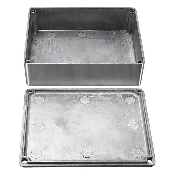 Metal Pedal Case : Buy series aluminium stomp case enclosure guitar