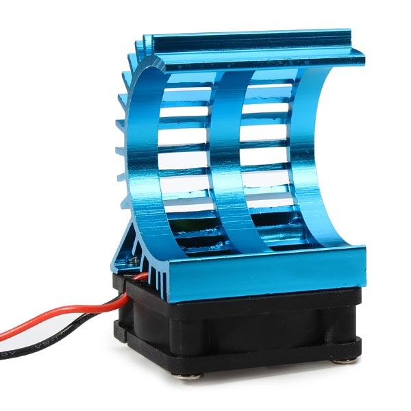Buy Aluminum Heat Sink Cooling Fan For Rc Motor Rcnhobby Com