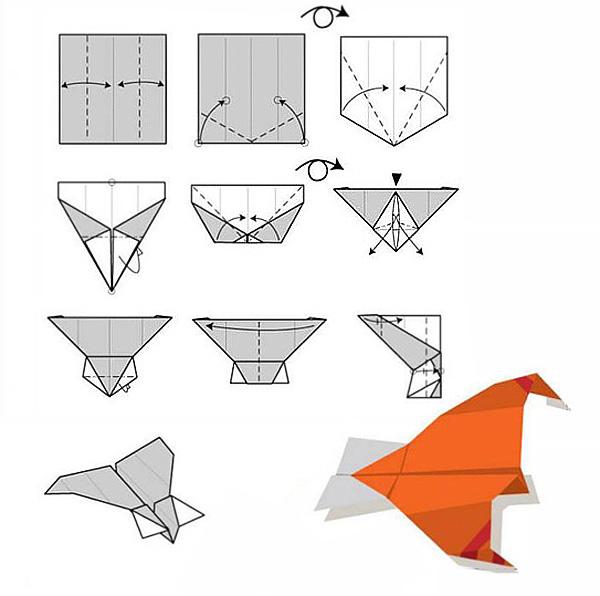 Buy Hm830 Easy Rc Folding A4 Paper Airplane Rcnhobby Com