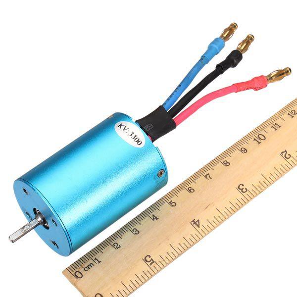 Buy Hsp 1 10 3650 2720kv 3300kv 4 Poles Brushless Motor