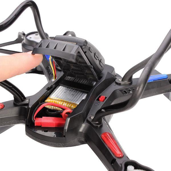 g nstig kaufen jjrc h12c headless modus one key return rc quadcopter mit 5mp kamera online. Black Bedroom Furniture Sets. Home Design Ideas