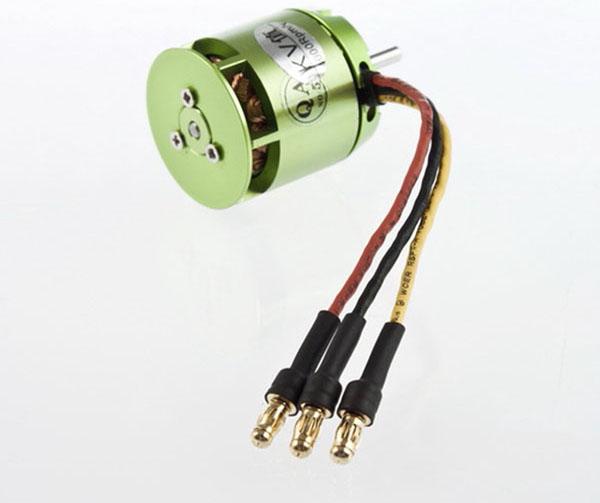 Buy kv4000 outrunner brushless motor for trex 450 rc for Toy helicopter motor rpm