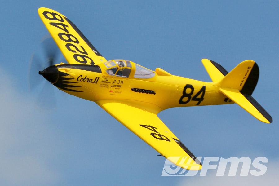 Buy Rochobby Bell P 39 Cobra Ii Racer 980mm Racing High