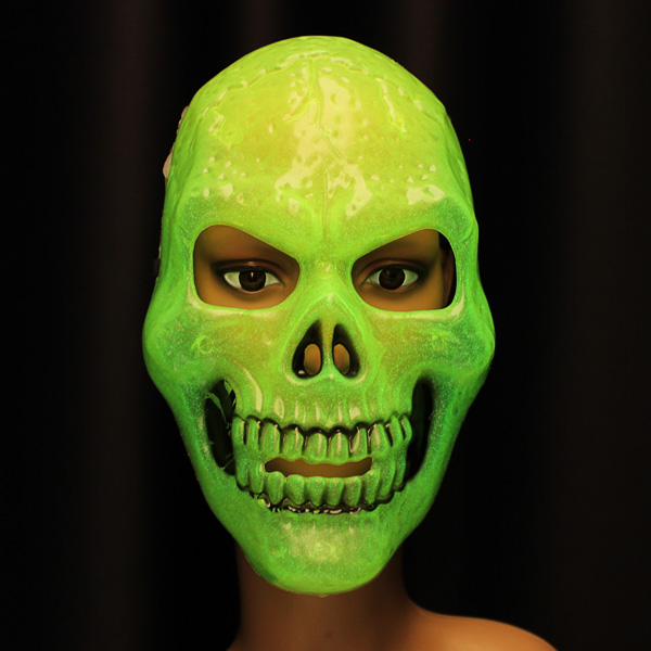 Buy Halloween Luminous Terrorist Skull Mask Rcnhobby Com