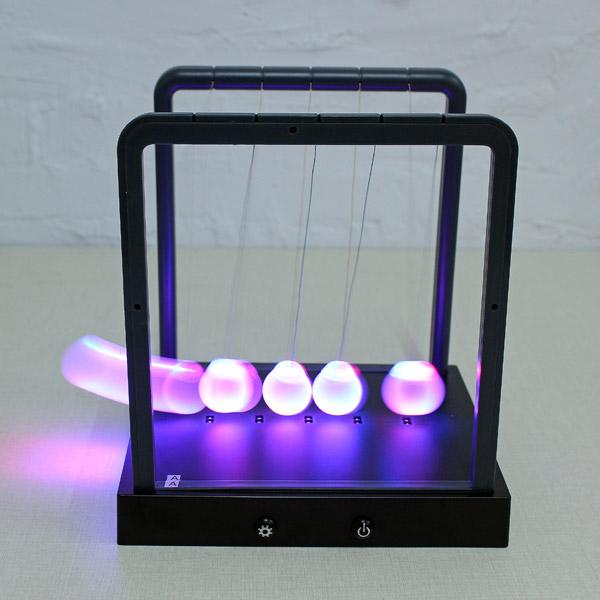 g nstig kaufen kugelsto pendel kugel luminous schaukel. Black Bedroom Furniture Sets. Home Design Ideas
